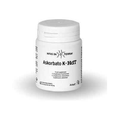 Askorbato (KHdT) vitamina C 70 cápsulas Hifas da Terra