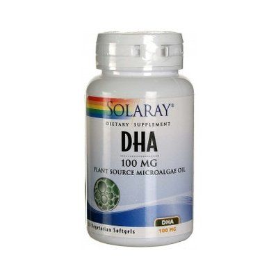 DHA Neuromins 30 cápsulas Solaray