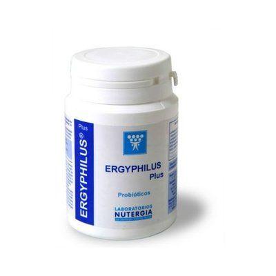 Ergyphilus Plus bote de 60 cápsulas Nutergia