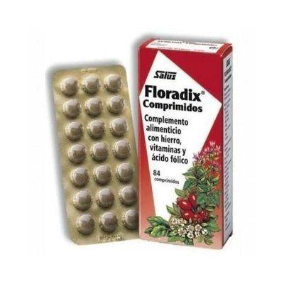 Floradix 84 comprimidos Salus