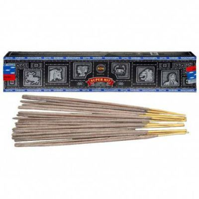 Incienso Super Hit 15 gr. (15 varillas) Nag Champa