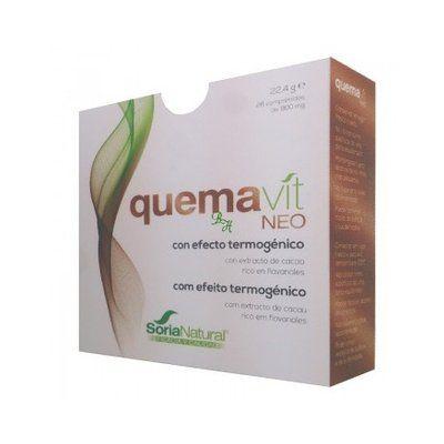 Quemavit Neo 28 comprimidos Soria Natural