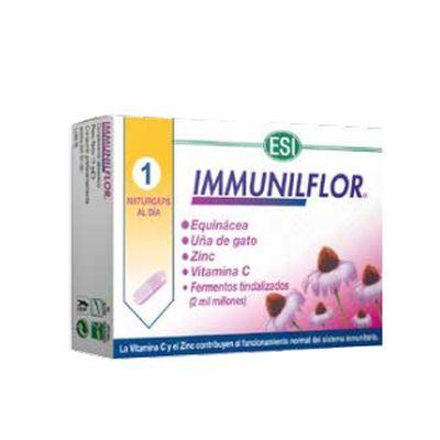 Immunilflor 30 cápsulas Trepatdiet Esi