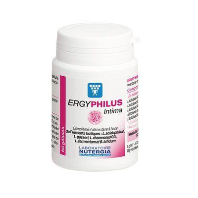Ergyphilus Íntima 60 cápsulas Nutergia
