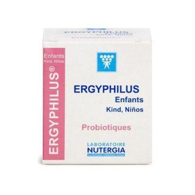 Ergyphilus niños 14 sobres Nutergia