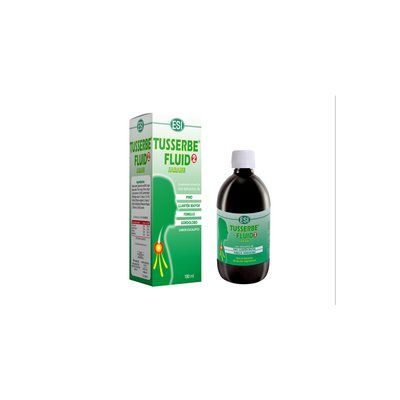 Tusserbe fluid 2 180 ml Trepat Diet