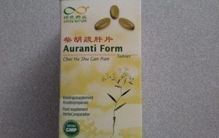 Chai Hu Shu Gan Pian (Auranti Form)